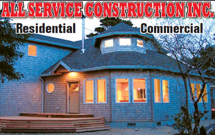 Oregon Residential Commercial Construction